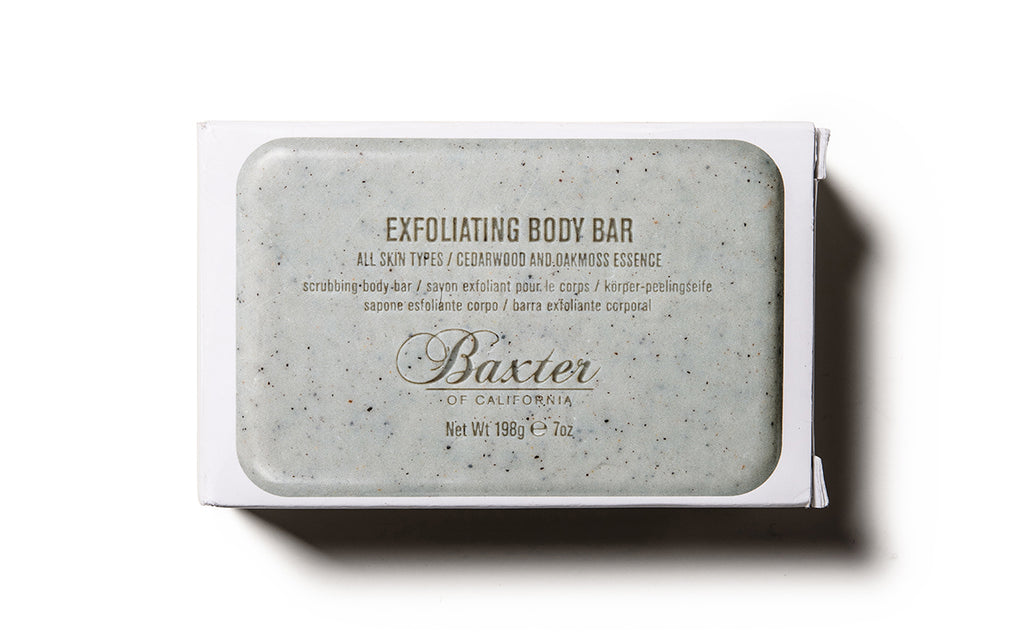 SAVON EXFOLIATING BODY BAR - SAVON EXFOLIANT  - BAXTER