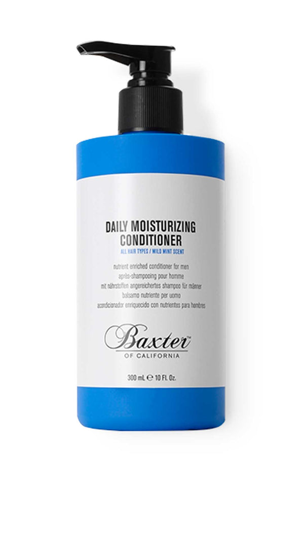 DAILY MOISTURIZING CONDITIONNER - APRÈS SHAMPOING HYDRATANT - BAXTER