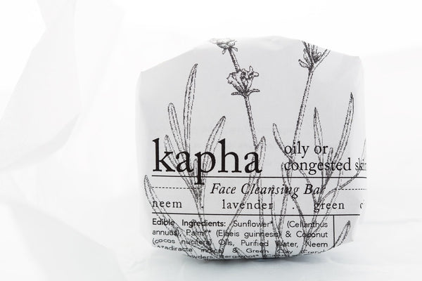 KAPHA cleansing bar / Savon solide