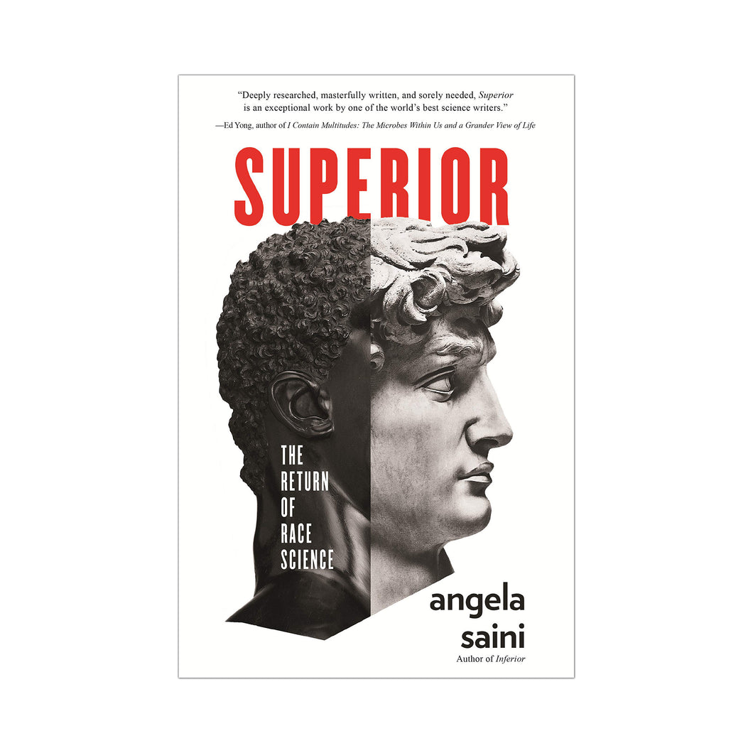 Superior - Angela Saini