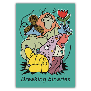 Breaking Binaries Print - Scotty Gillespie
