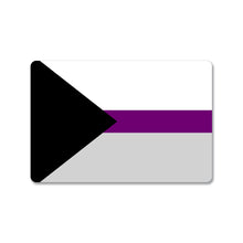 Load image into Gallery viewer, Demisexual Pride Flag Sticker