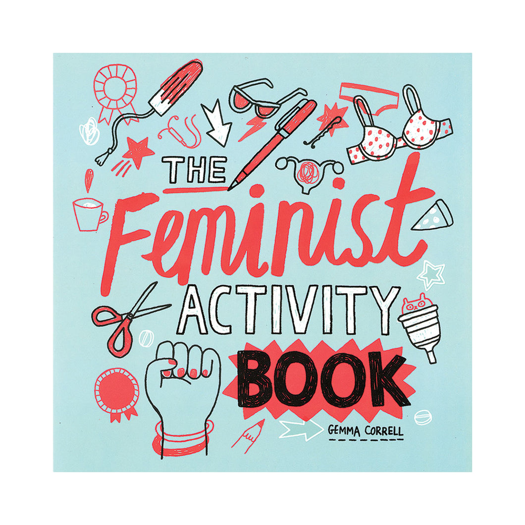 Feminist Activity Book - Gemma Correll