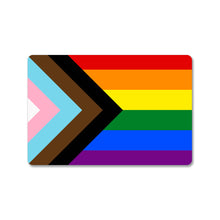 Load image into Gallery viewer, Progress Pride Flag Sticker