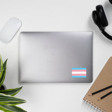 Load image into Gallery viewer, Transgender Pride Flag Sticker