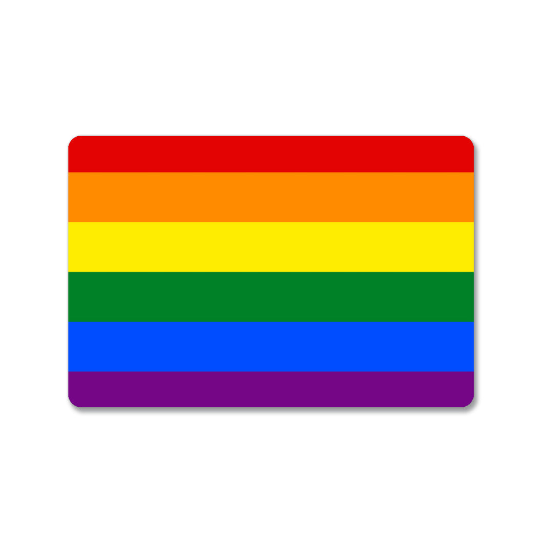 Modern Pride Flag Sticker