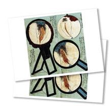 Load image into Gallery viewer, Shunga Mirror Postcard