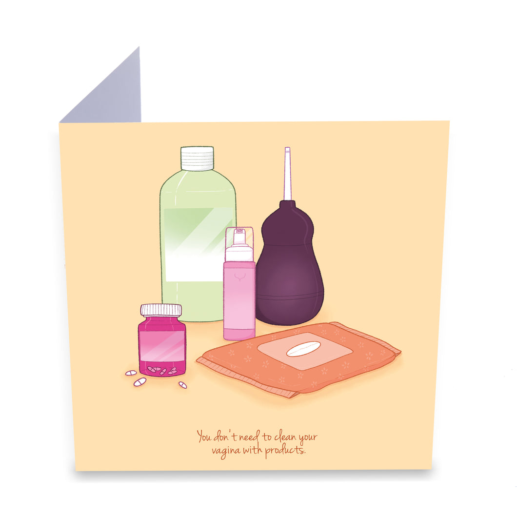 Product Greeting card