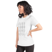 Load image into Gallery viewer, Vulva Illustration T Shirt