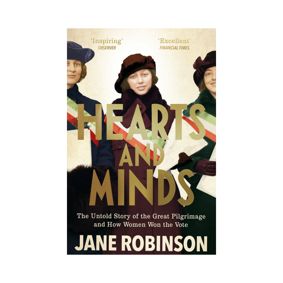 Hearts and Minds - Jane Robinson
