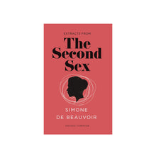 Load image into Gallery viewer, The Second Sex - Simone De Beauvoir