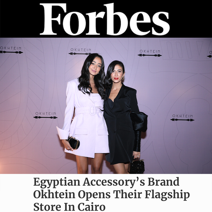 Okhtein's feature on Forbes US