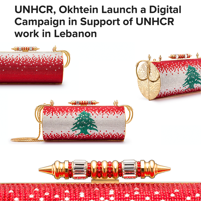 UNHCR, Okhtein Launch a Digital Campaign in Support of UNHCR work in Lebanon
