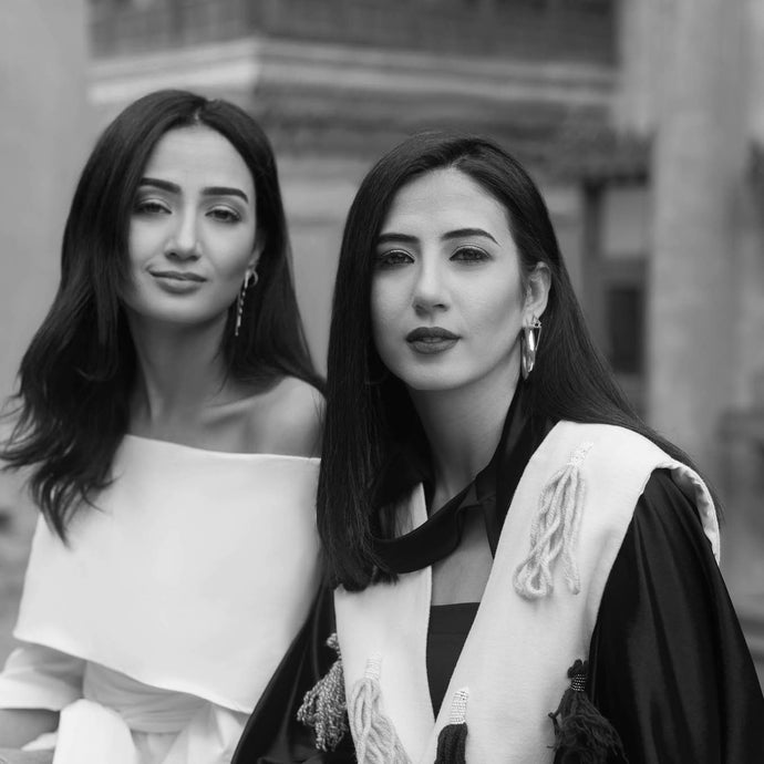 Meet The Sisters Behind Okhtein X Grail