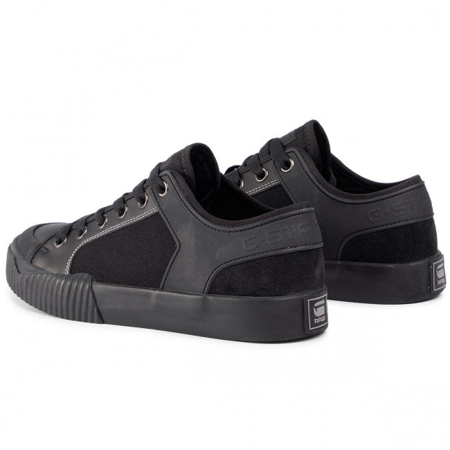 G-Star Raw - Rackam Tendric Low Sneaker - Black