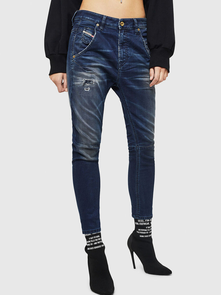 Diesel - Fayza NE Sweat Jean - 069GZ Wash