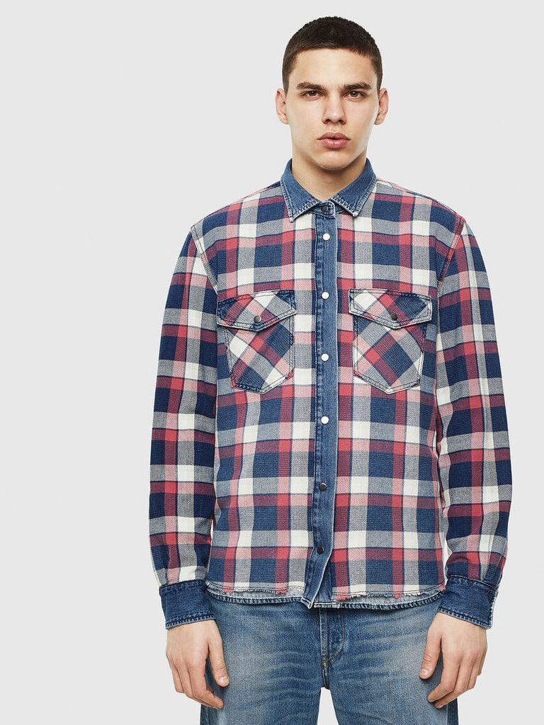 Diesel - D-Wear-B Shirt - Denim