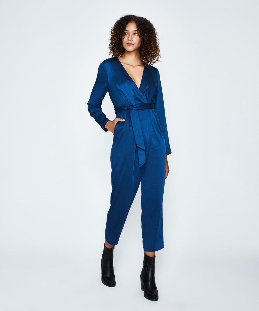The Fifth Label - Figuration Jumpsuit - Sapphire