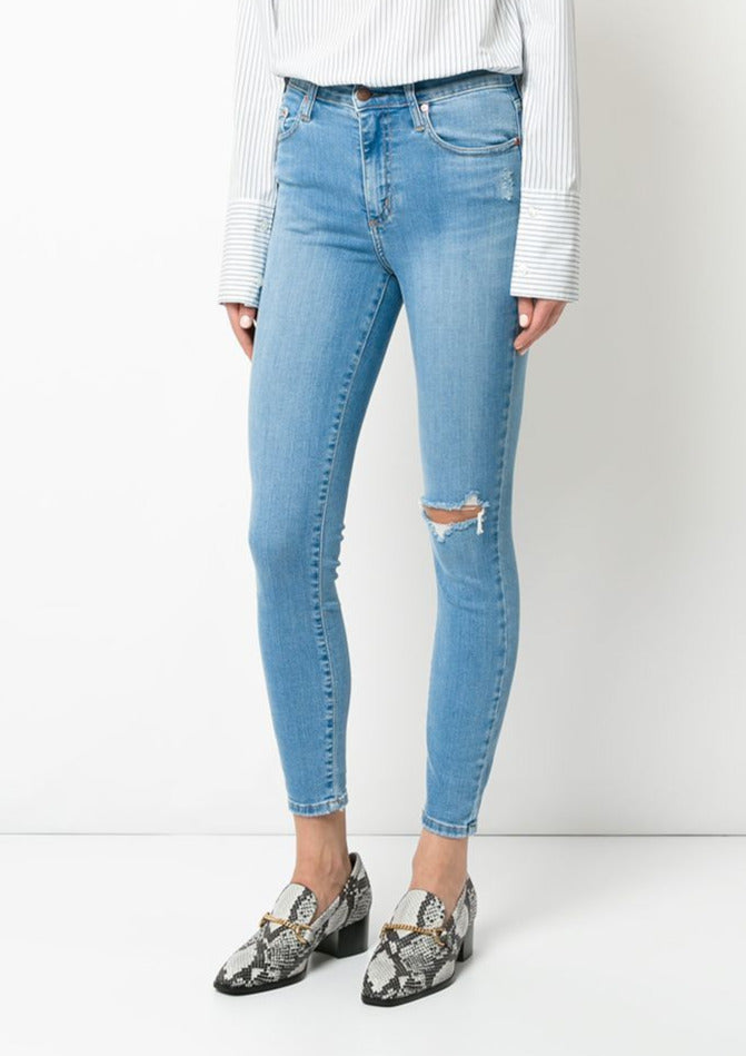 Nobody - Cult Skinny Ankle Jean - Refresh
