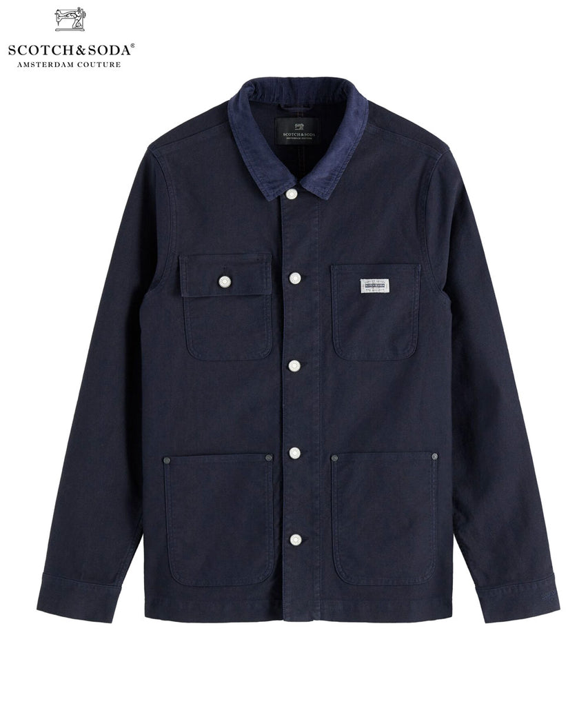 Scotch & Soda - Michigan Jacket - Navy