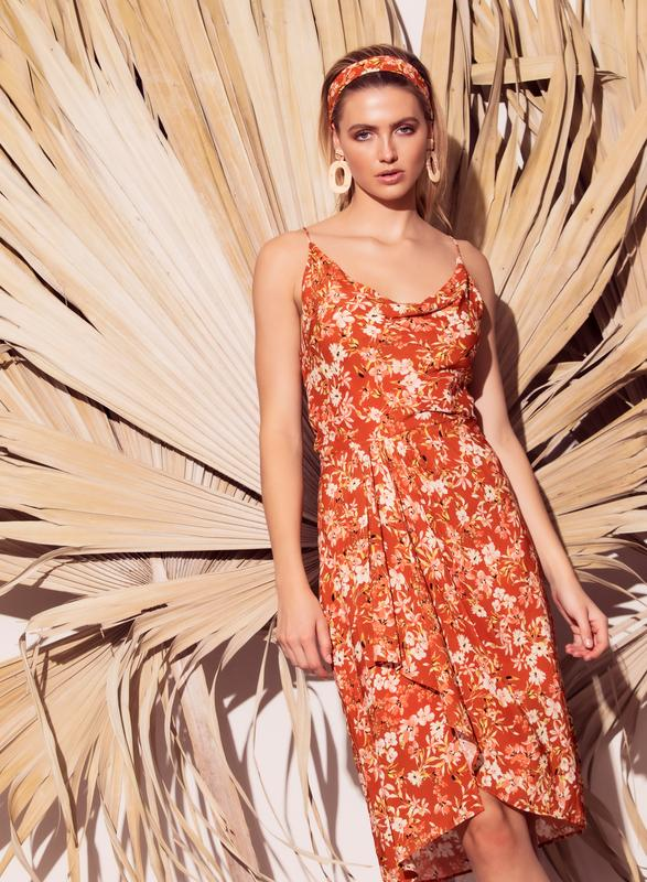 Wish - Sundrenched Dress - Sienna