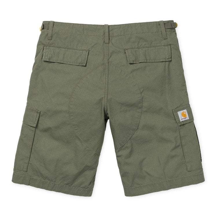 Carhartt - Aviation Short - Dollar Green Rinsed