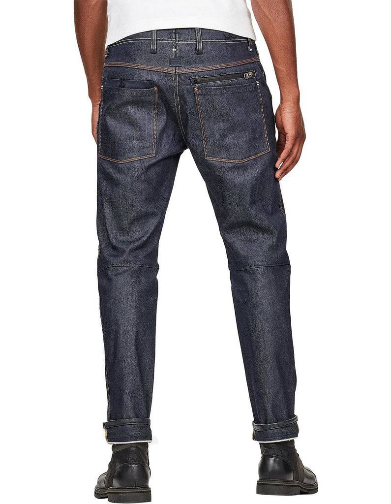 G-Star Raw - 30yr 5620 3D Straight Tapered - Raw Denim