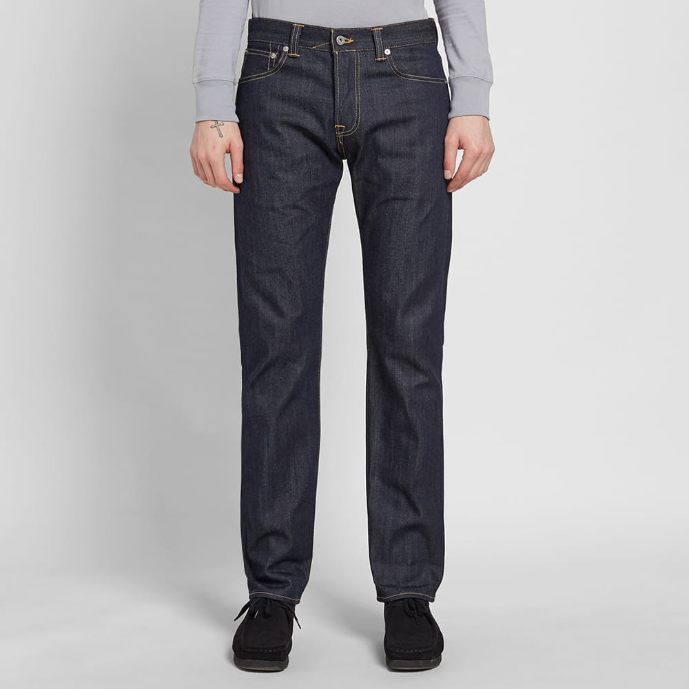 Edwin - ED-71 Slim Straight Jean - Unwashed