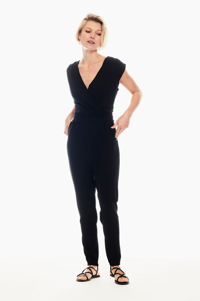 Garcia - Grace Jumpsuit - Black