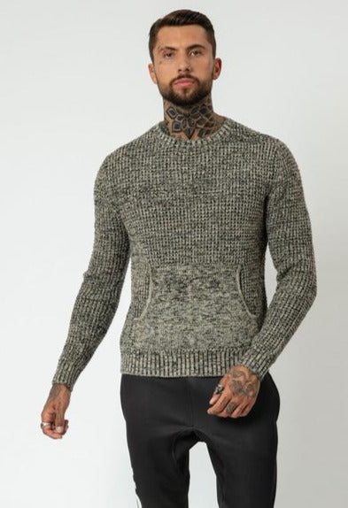 Religion - Mirage Knit - Tan/Black