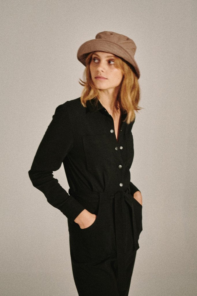 The Fifth Label - Outlaw Jumpsuit - Black