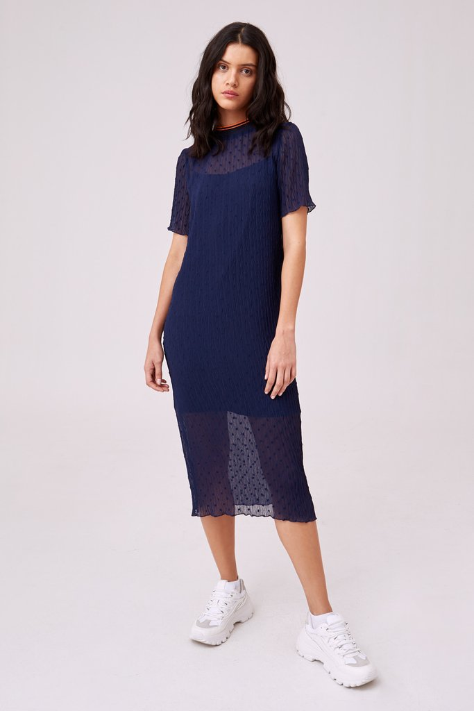 The Fifth Label - College Dress - Navy