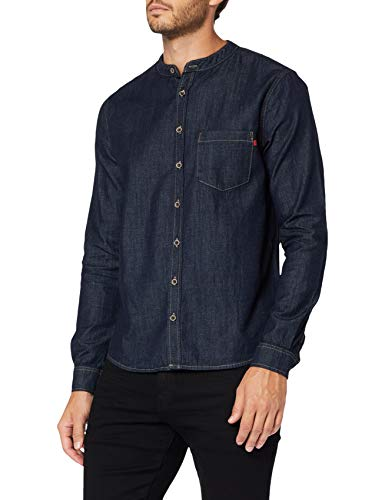 LTB - Marlow Shirt - Denim Waterless Wash 2324