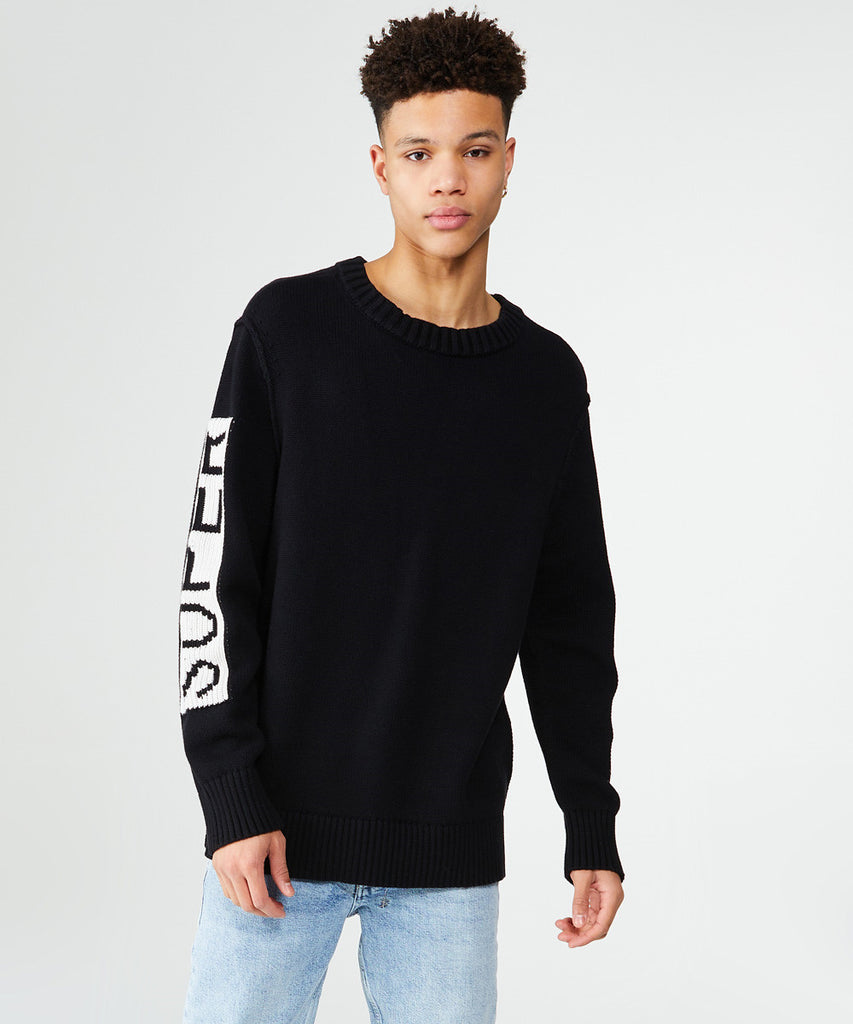 Ksubi - Super Nature Knit - Black