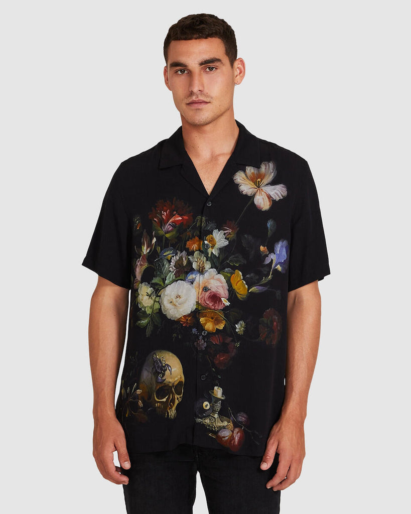 Ksubi - Still Life Resort SS Shirt - Black