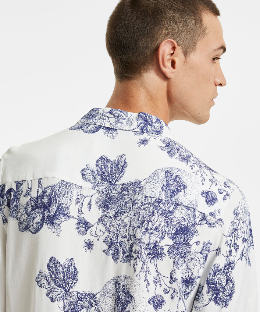 Ksubi - Master Resort SS Shirt - White