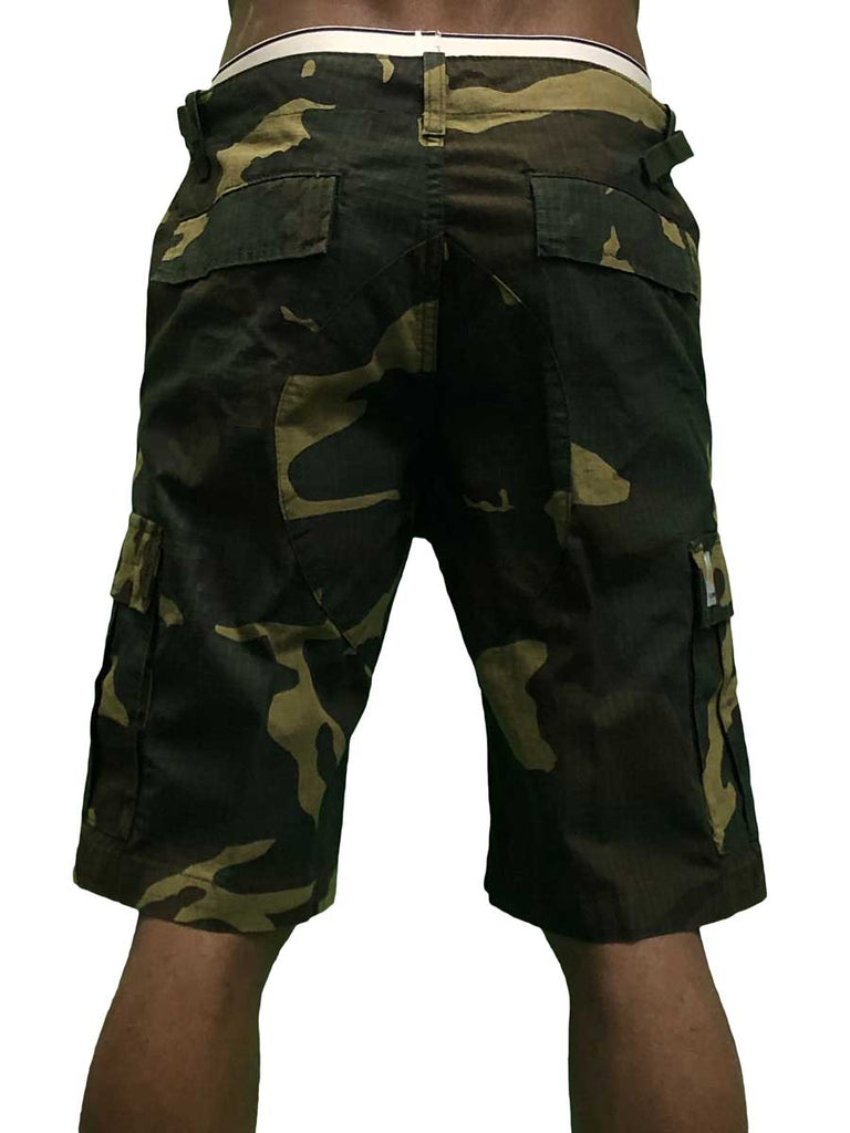 Carhartt - Aviation Short - Camo Laurel Rinsed