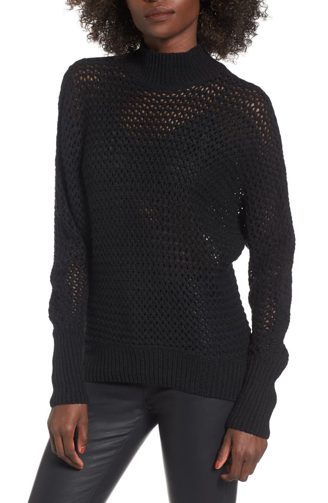 The Fifth Label - Triangle Knit - Black