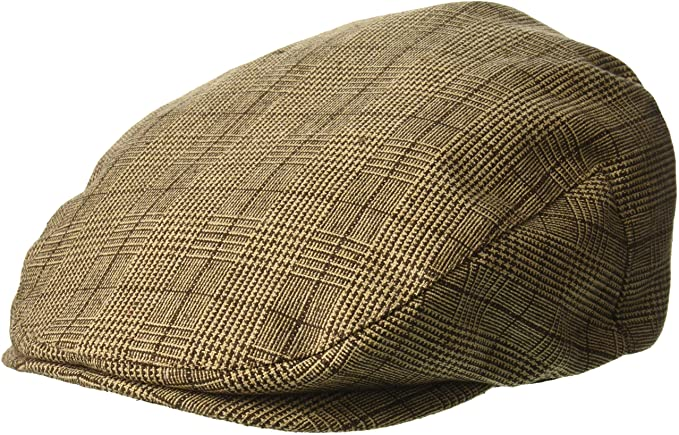 Brixton - Barrel Snap Cap - Tan / Brown