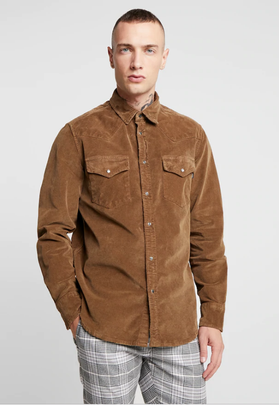 Diesel - S-East Long H Shirt - Mocha