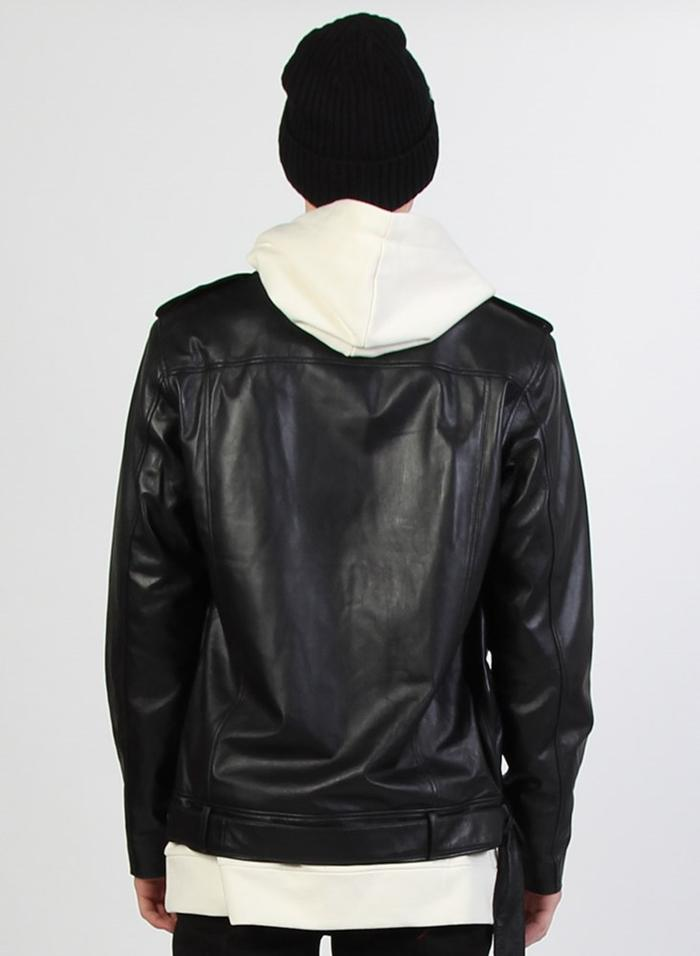 Federation - Biker Jacket - Black