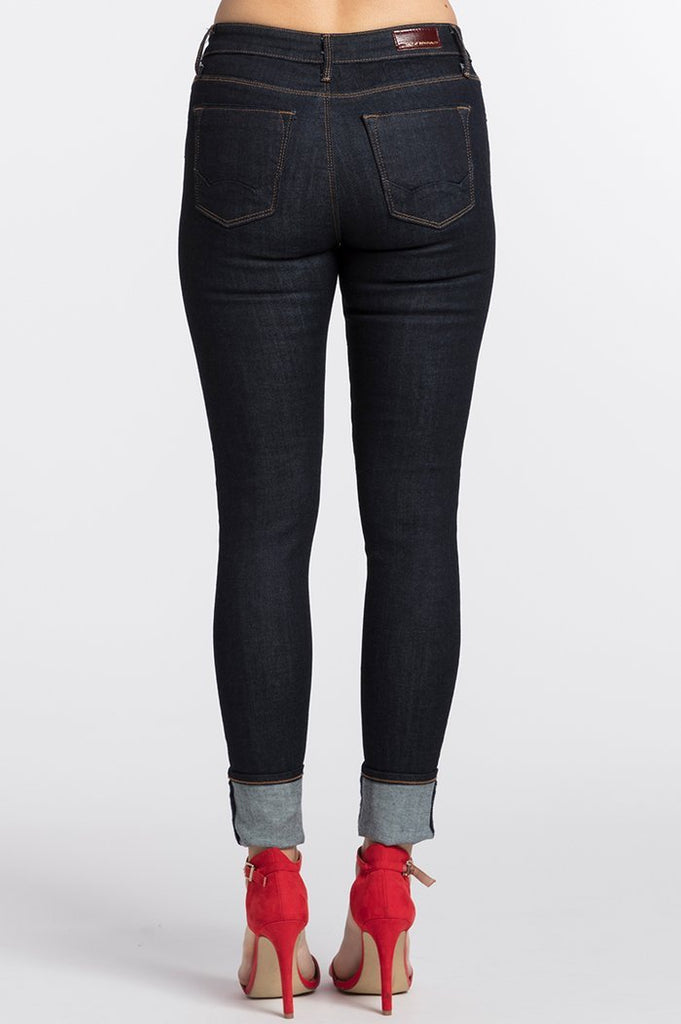 Cult - Gypsy High Rise Jean - Rinse