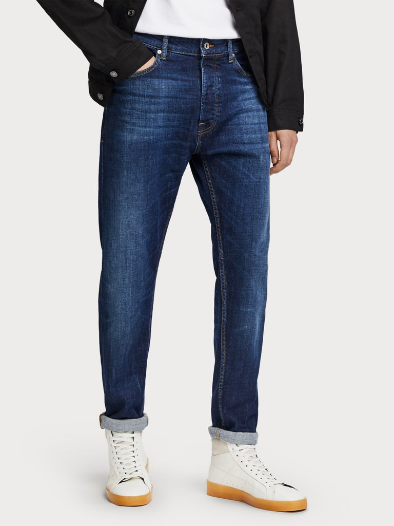 Scotch & Soda - Dean Jean - Icon Blauw