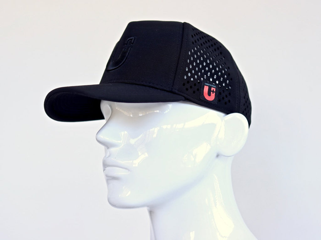 Undivided - Flow Baseball Cap - Black