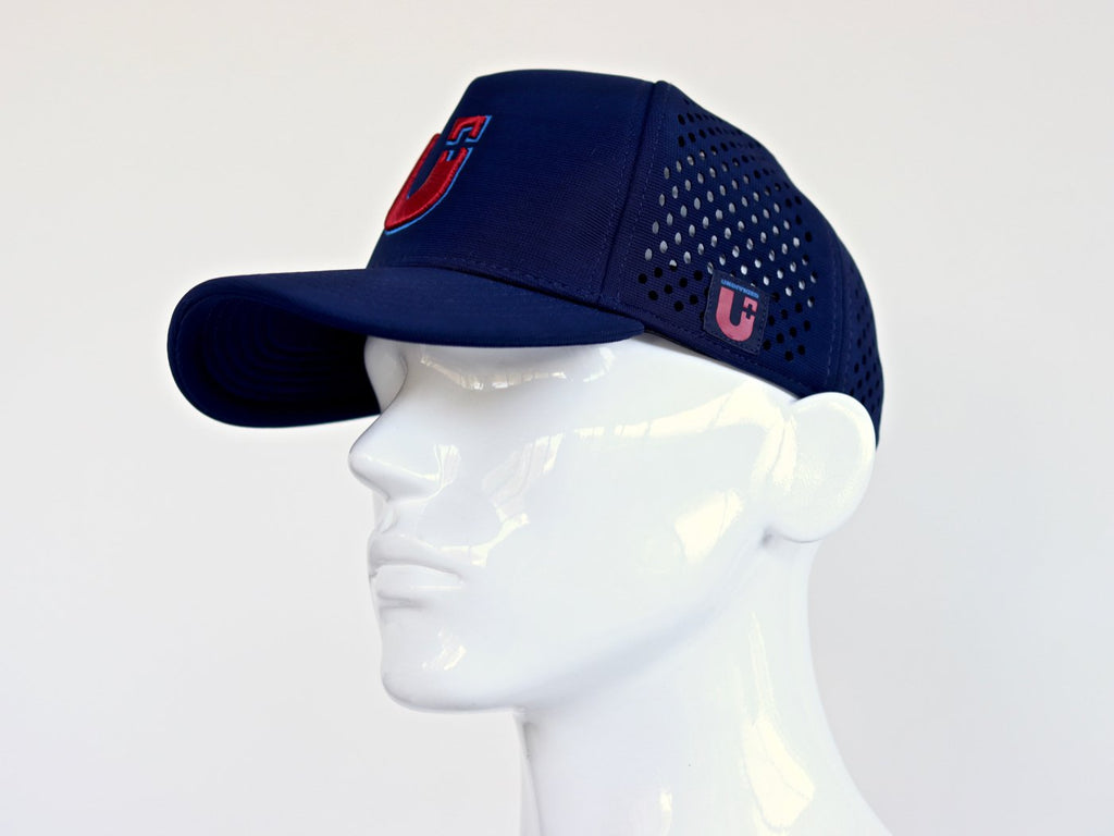Undivided - Flow Baseball Cap - Navy
