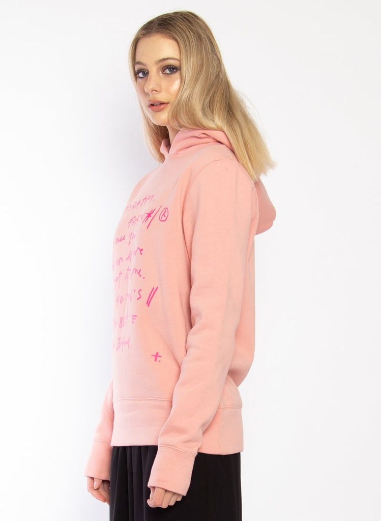 Federation - IT Hood - Coordinates - Muted Rose