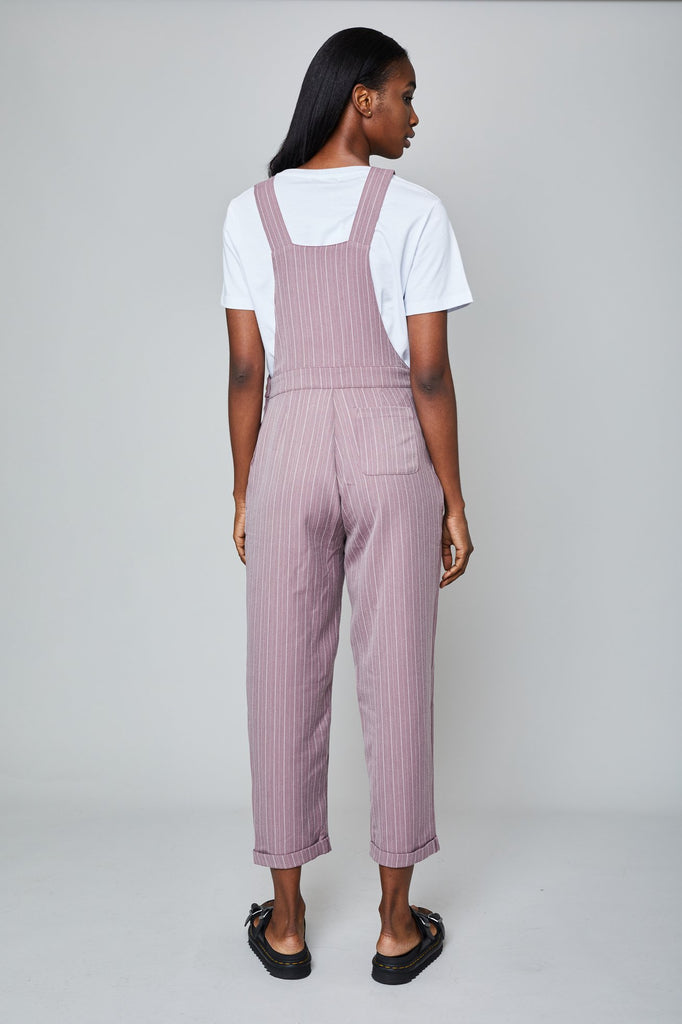 Native Youth - The Aisling Dungaree - Dusty Pink