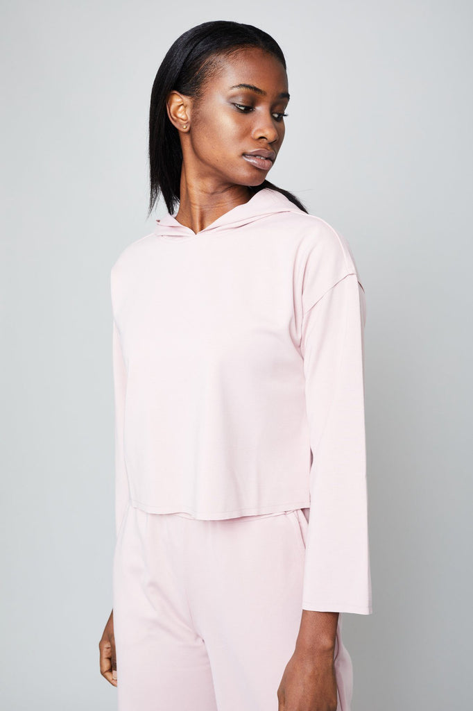 Native Youth - The Aneetha Hoodie - Dusty Pink