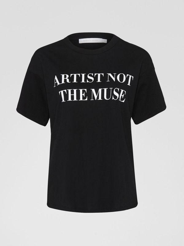 Nobody - Not the Muse T-Shirt - Queen