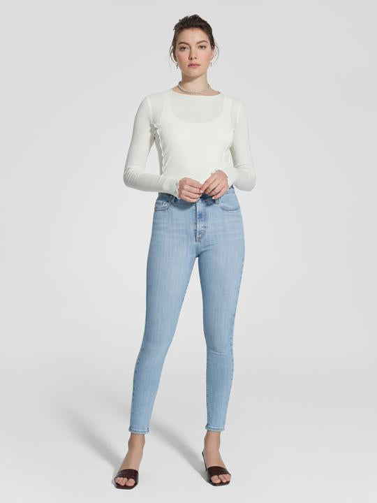 Nobody - Siren Skinny Ankle Jean - Lighter